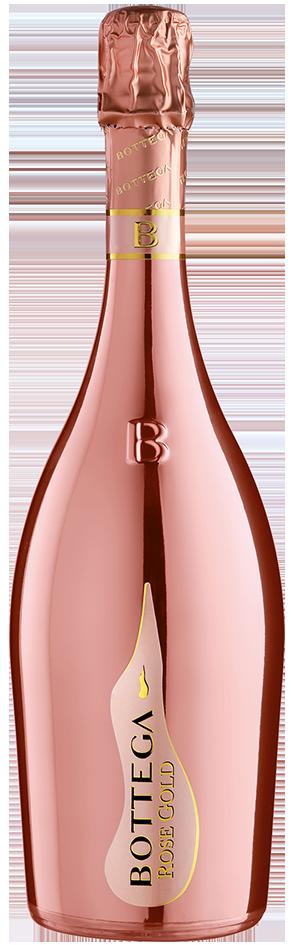 Bottega Rose Gold Spumante