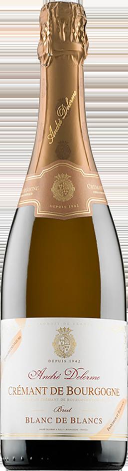 André Delorme Crémant de Bourgogne Blanc de Blancs Brut