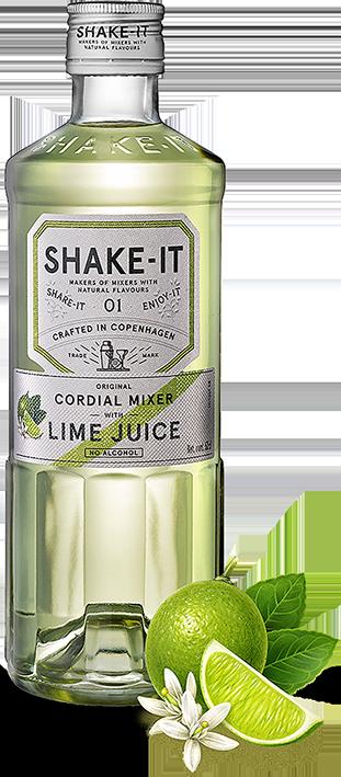 SHAKE-IT MIXER LIME