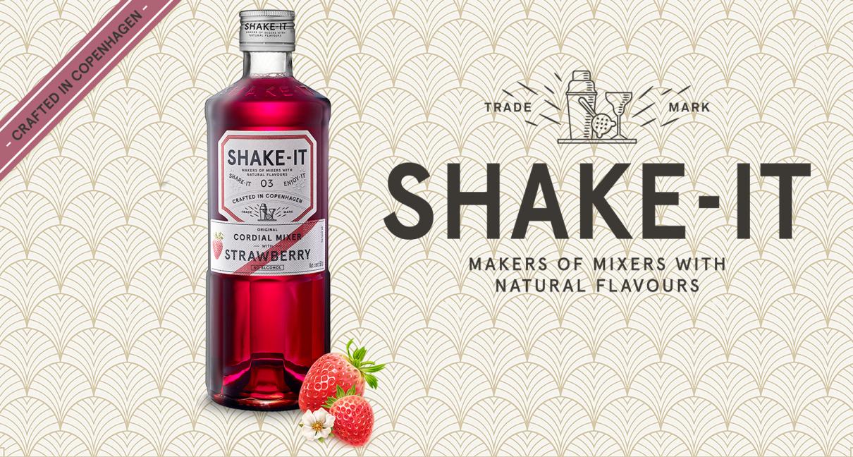 Shake-it Strawberry