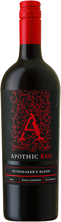 Apothic Red Blend 2018 punaviini