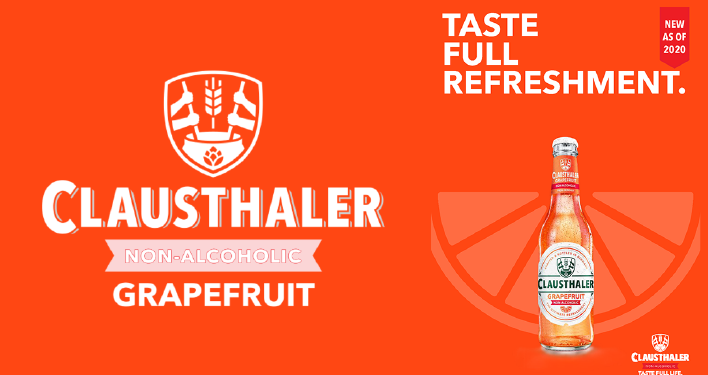 Clausthaler Grapefruit